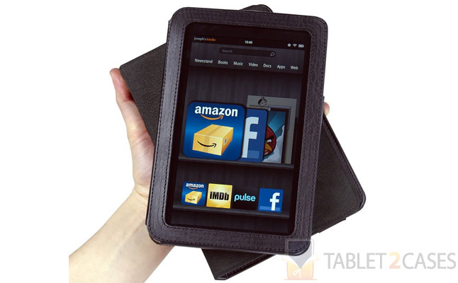 Swivel ProFolio for Kindle Fire from Us+U screenshot