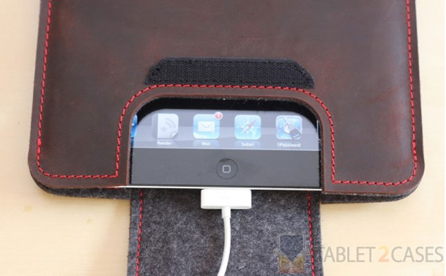 GermanMade iPad Sleeve screenshot