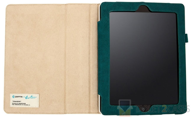 iPad Folio Case from Griffin + Threadless