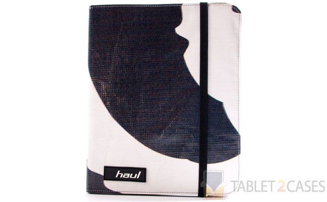 Haul Billboard Vinyl iPad Case