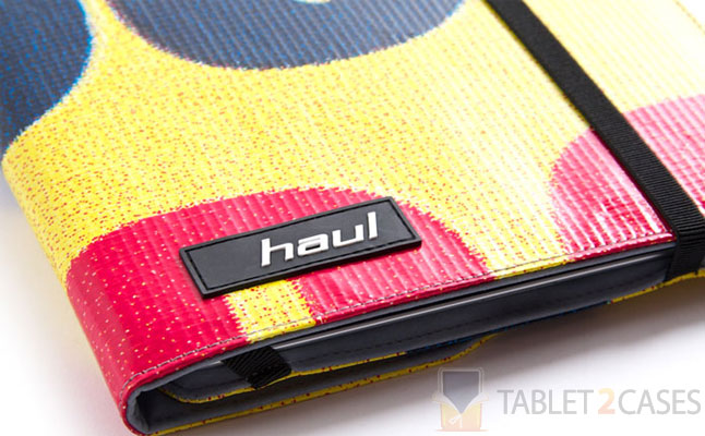 Billboard Vinyl iPad Case from Haul review
