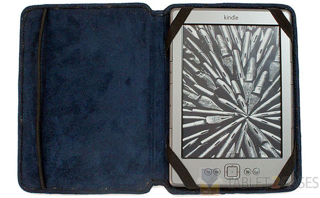 Joe V. Leather Tardis Kindle Leather Cover screenshot