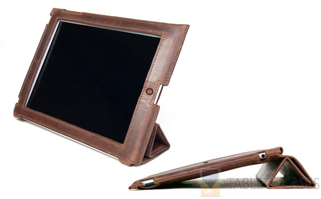 iPad Smart Cover and Case from J.W. Hulme