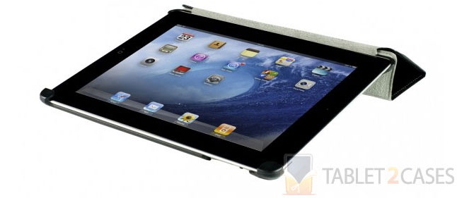 New iPad Flip Cover Stand from Logic3
