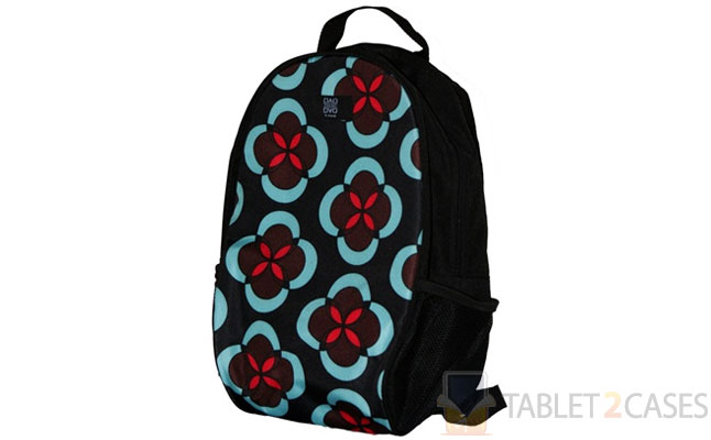 Mini Backpack - Abstract Floral from Nuo Tech