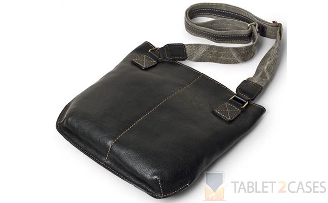 Leather Messenger Bag from Pierotucci