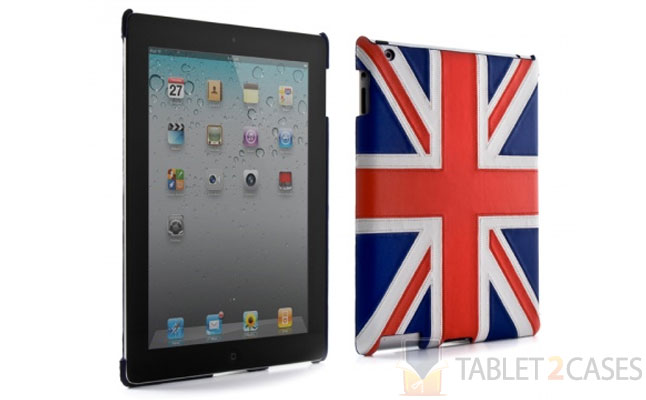 Proporta iPad 3 Union Jack Back Shell