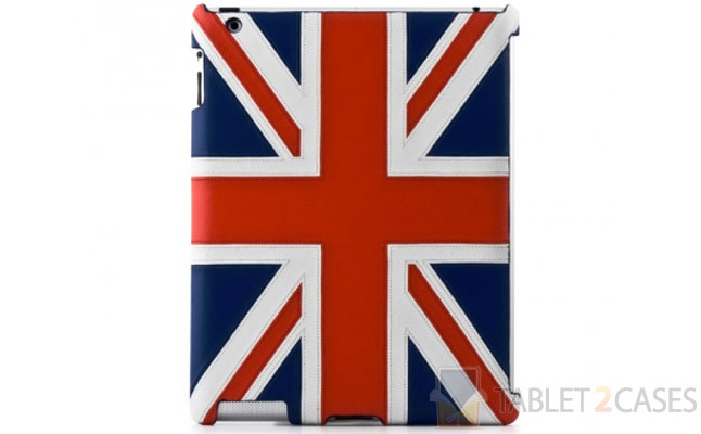 Proporta iPad 3 Union Jack Back Shell screenshot