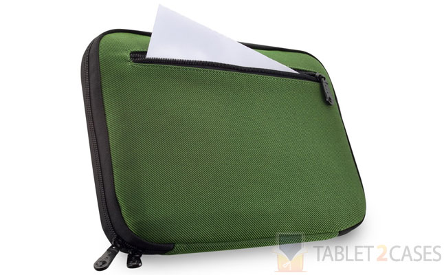 Green Manalishi-Padded Sleeve from Slappa