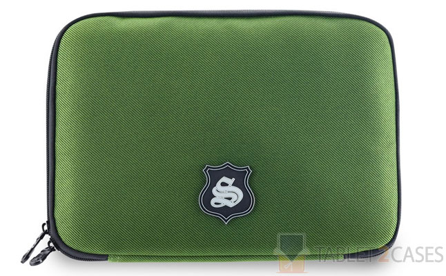 Green Manalishi-Padded Sleeve from Slappa review