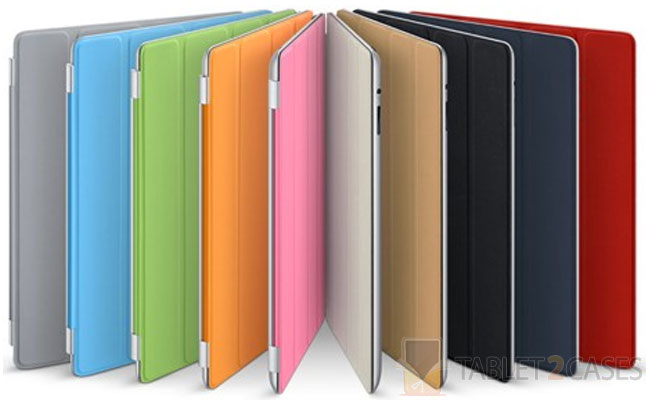 Tablet Insight: Smart Cover Compatible Cases