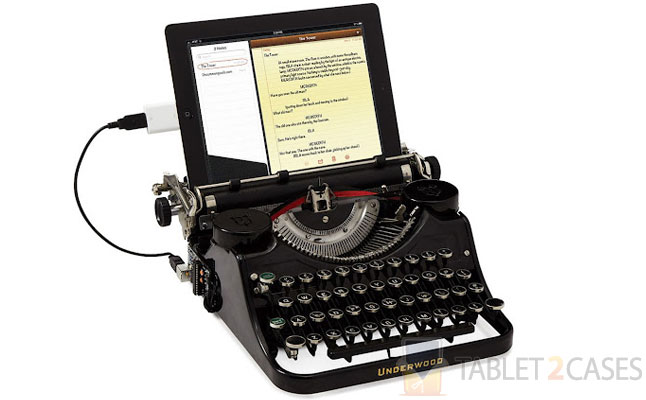 UncommonGoods USB Typewriter