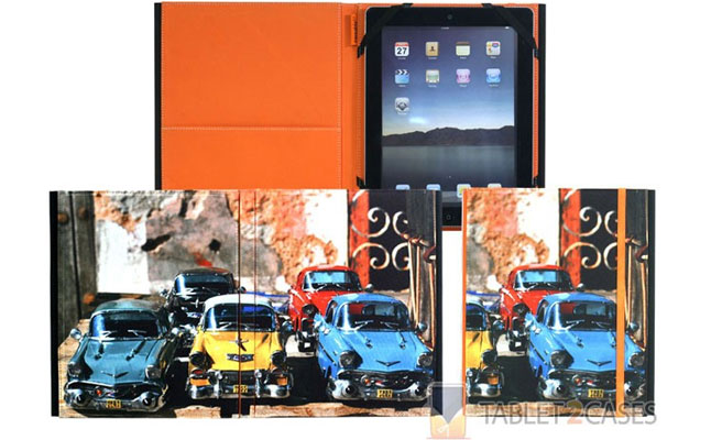 Caseable iPad 2 Custom Book Jacket