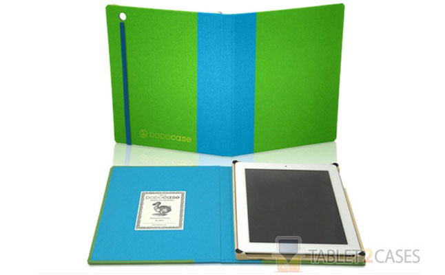 Dodocase iPad 2 / iPad 3 Spring Summer Book Case