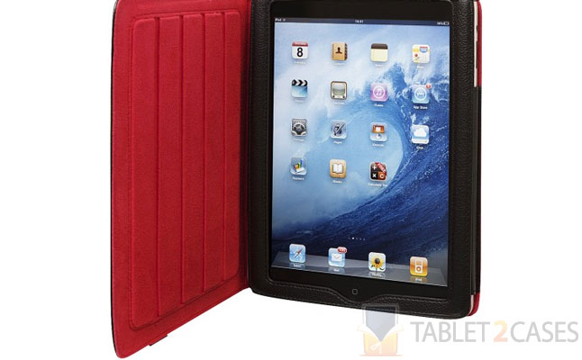 New iPad Folio Case from Tech Air review