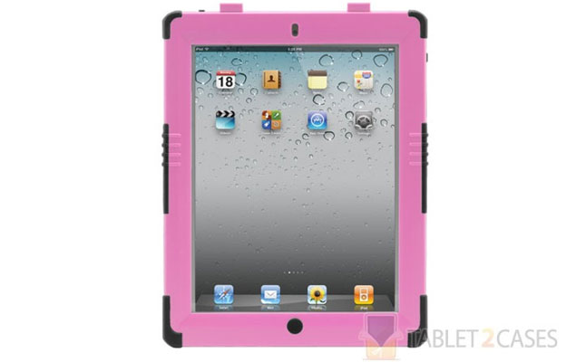 Trident Kraken II iPad 2 / iPad 3 Rugged Case
