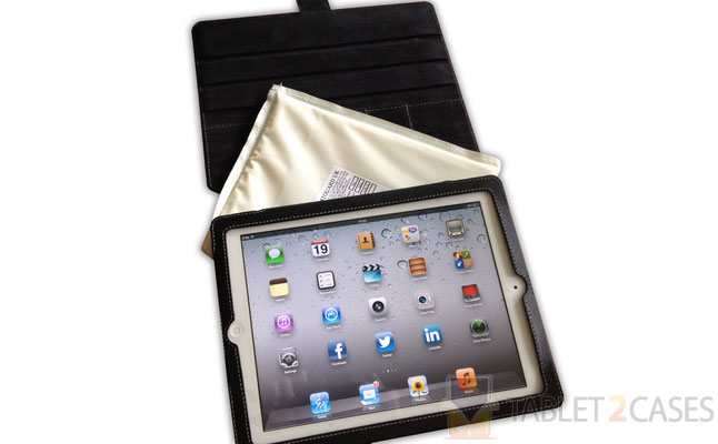 VestGuard UK Ballistic iPad Panel