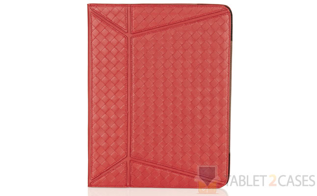 Bottega Veneta Intrecciato Leather iPad Case