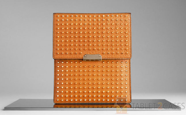 Studded iPad Case from Burberry review