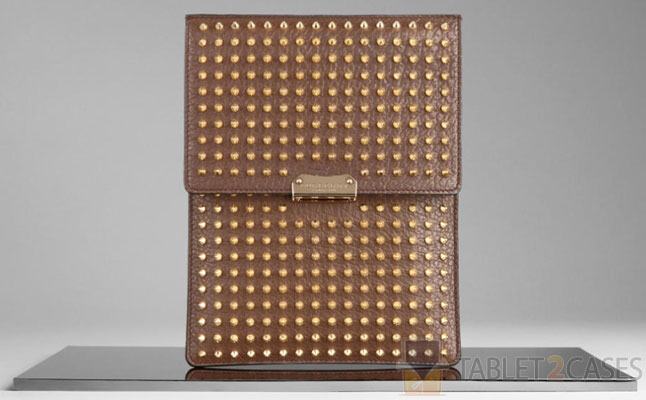 Studded iPad Case from Burberry screenshot