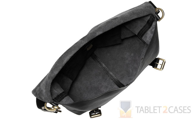 Barnaby Leather Messenger Bag from Mulberry review