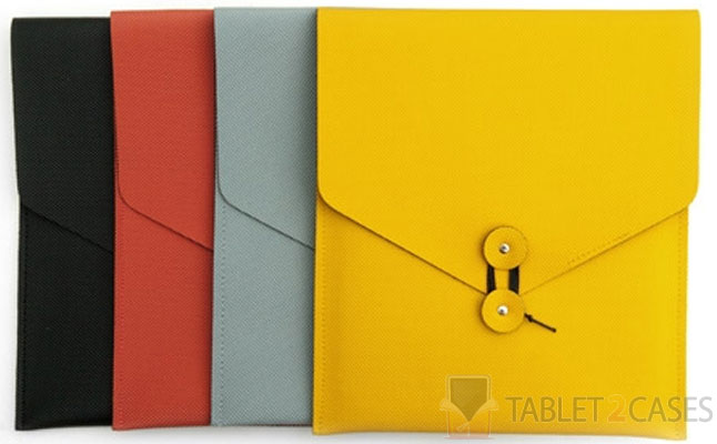 Envelope iPad Case from Poketo review