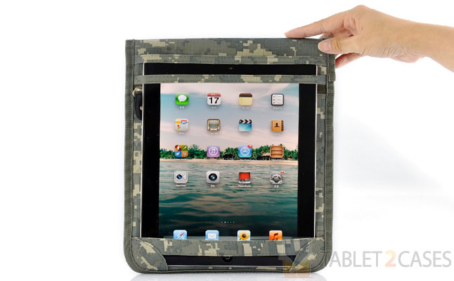 Protective Anti-Radiation Case for iPad