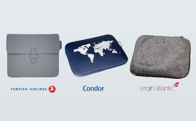 Airline tablet cases