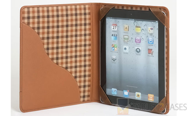 Flap Over iPad Case from Ghurka