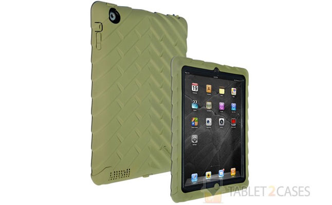 Gumdrop Cases iPad 2 Drop Tech Series Military Edition Case