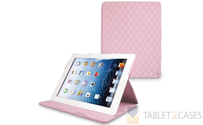 Noreve iPad 3 Leather Case screenshot