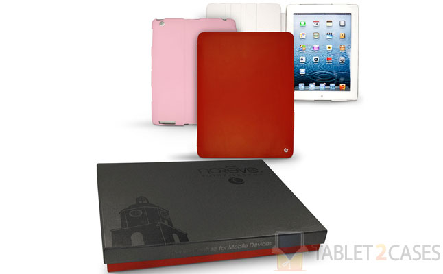iPad 3 Leather Case from Noreve