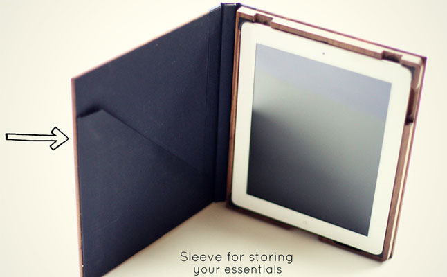 Root Cases Wood iPad Case review