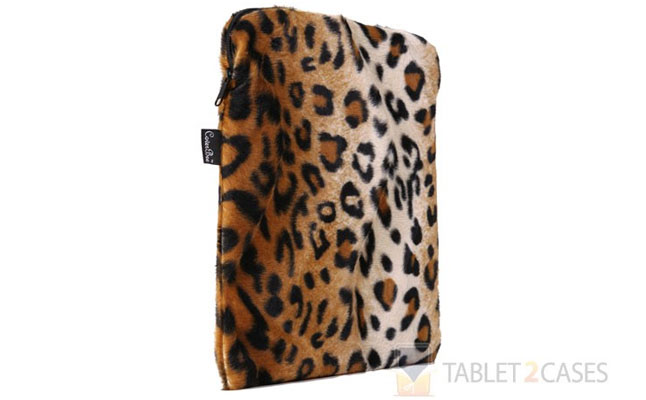 CoverBee Posh Leopard Tablet Sleeve