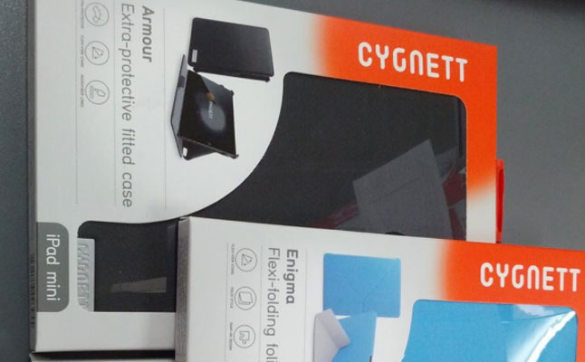 Cygnett iPad Mini Cases
