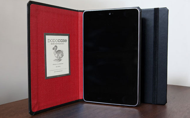HARDcover from Dodocase review