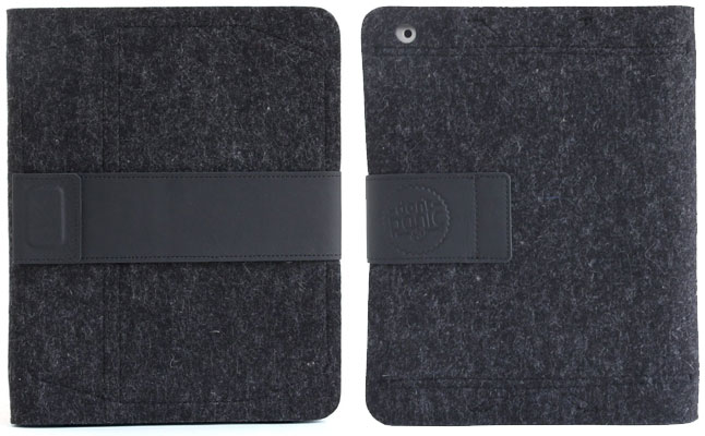 Don't Panic iPad case review