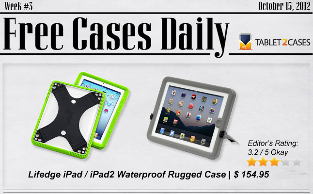 Free Cases Daily Week #3
