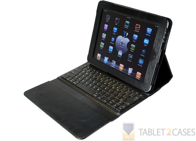 Padacs Rubata 2 Apple iPad 2 Keyboard Folio case
