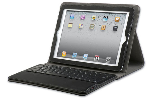 Qmadix Portfolio with Removable Bluetooth Keyboard