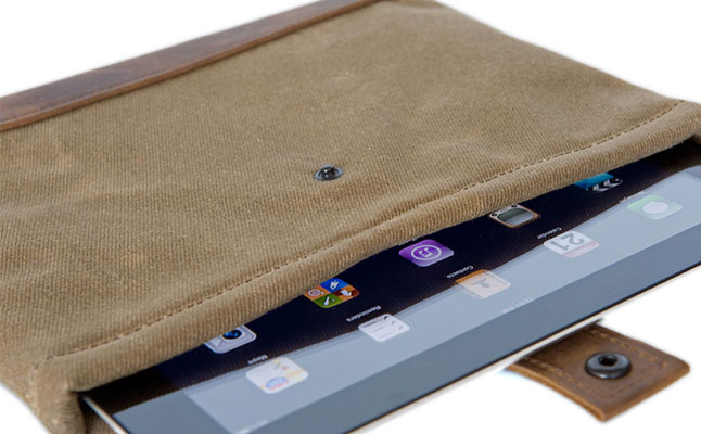 Outback iPad Mini from WaterField review