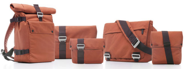 Bluelounge Eco-Friendly Bags Rust Edition