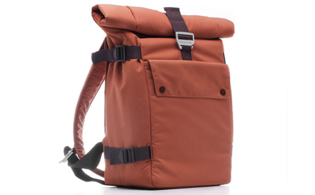 Eco-Friendly Bags Rust Edition from Bluelounge