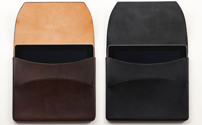 Feit Leather iPad Case screenshot