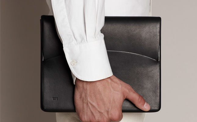 Leather iPad Case from Feit