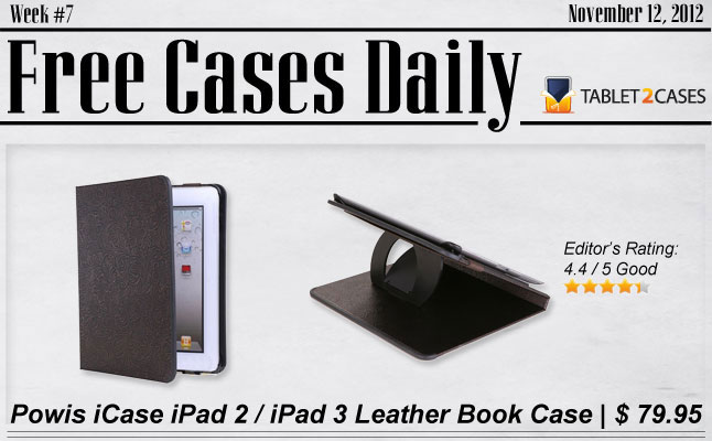 Free Cases Daily Week #7