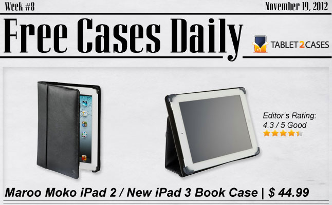 Free Cases Daily Week #8