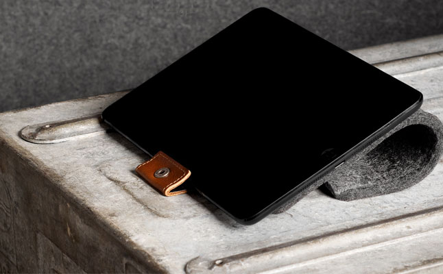 Tab iPad Mini Case from Hard Graft