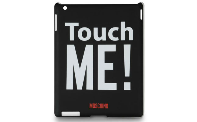 Moschino iPad Holder