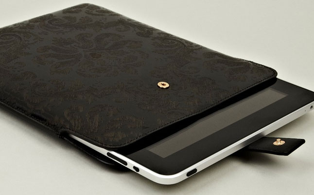 Flower and Skull iPad Case from Alexander McQueen review
